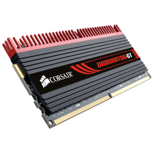 DOMINATOR® GT with DHX Pro Connector — 1.5V 16GB Dual/Quad Channel DDR3 Memory Kit