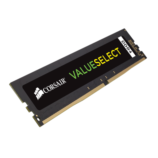 CORSAIR Memory — 4GB (1x4GB) DDR4 2133MHz CL15 DIMM