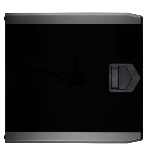 Graphite Series™ 760T Solid Side Panel, Black