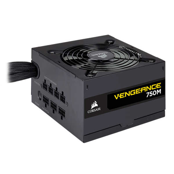 VENGEANCE Series™ 750M — 750 Watt 80 PLUS® Silver Certified PSU (EU)