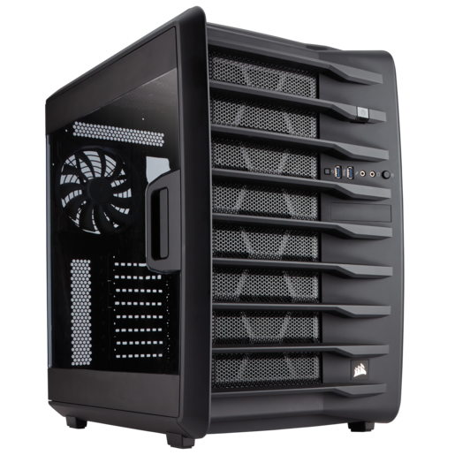 Carbide Series™ Air 740 High Airflow ATX Cube Case