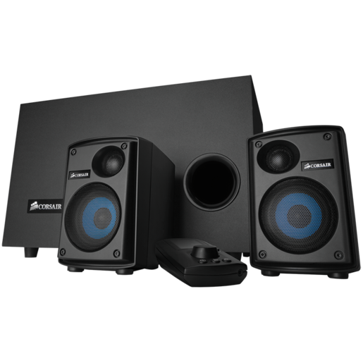 Gaming Audio Series™ SP2500 High-power 2.1 PC Speaker System (UK)
