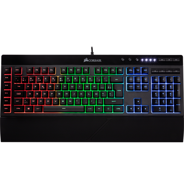 K55 RGB Gaming Keyboard (BE)