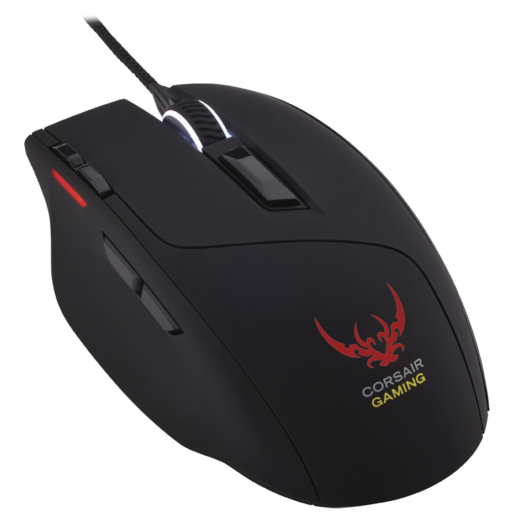 CORSAIR Gaming Sabre Optical RGB Gaming Mouse (NA) (Refurbished)
