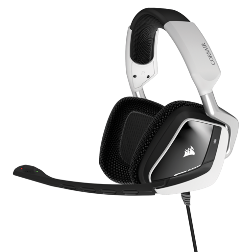 VOID RGB USB Dolby 7.1 Gaming Headset — White