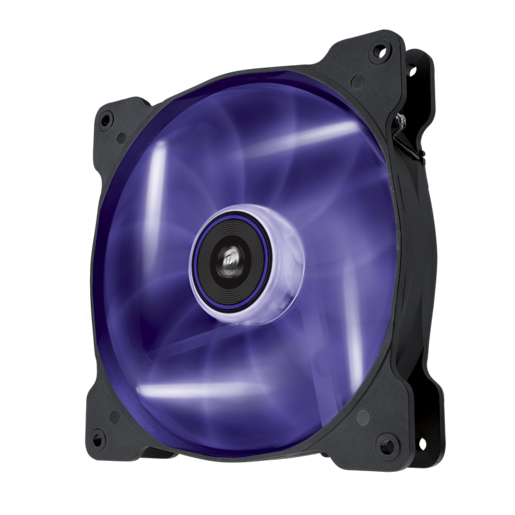 Air Series™ SP140 LED Purple High Static Pressure 140mm Fan