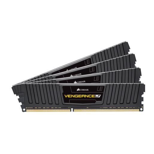 Vengeance LP Memory 32GB 1866MHz CL10 DDR3 Dual/Quad Kit