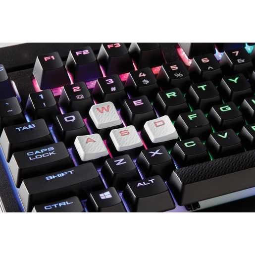 CORSAIR Gaming Performance FPS/MOBA Key Kit — White