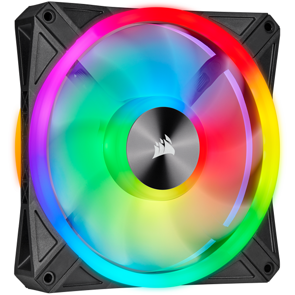 Ventilateur PWM 140 mm iCUE QL140 RGB