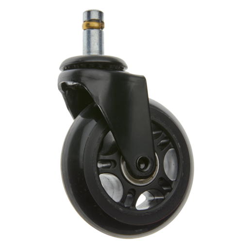 "T1 RACE 75mm | 3"", Caster Wheel Set"