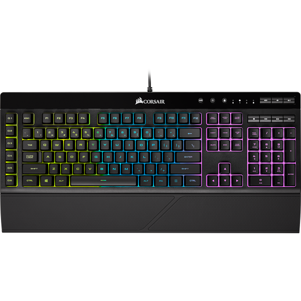 K55 RGB Gaming Keyboard (ES)