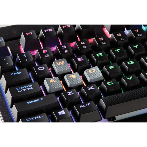 CORSAIR Gaming Performance FPS/MOBA Key Kit — Grey