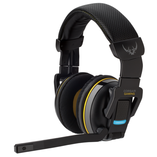 CORSAIR Gaming H2100 Wireless Dolby® 7.1 Gaming Headset (NA) (Refurbished)
