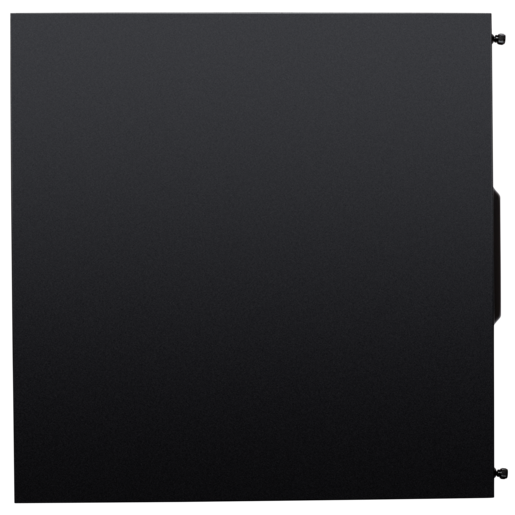 Carbide 275R Solid Side Panel, Black