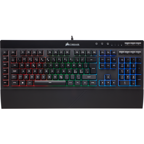 Clavier gaming K55 RGB (ND)