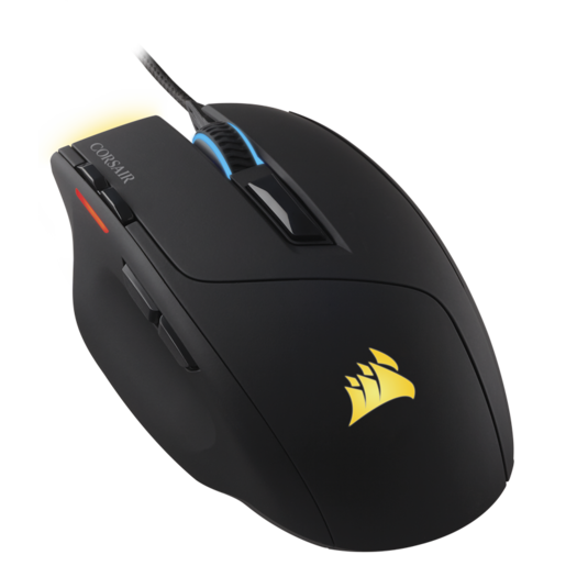 Mouse para jogos CORSAIR Gaming Sabre Optical RGB
