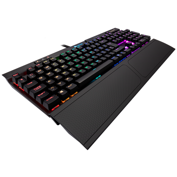 K70 RGB MK.2 Mechanical Gaming Keyboard — CHERRY® MX Blue (CH)