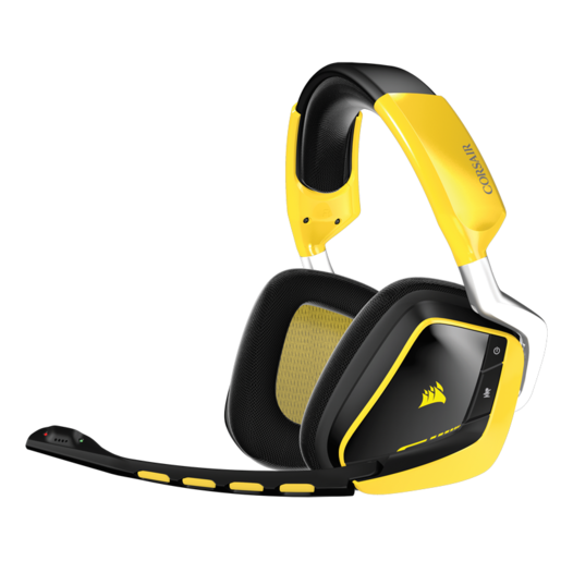 VOID Wireless Dolby 7.1 RGB Gaming Headset — Special Edition Yellowjacket (NA) (Refurbished)