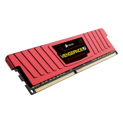 VENGEANCE® Low Profile — 8GB Dual Channel DDR3 Memory Kit