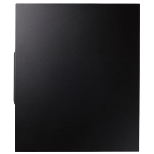Carbide 600Q, Left Side Panel, Gunmetal
