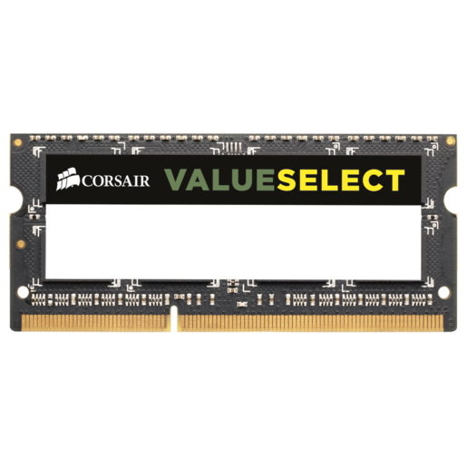 CORSAIR — 4GB DDR3 SODIMM Memory
