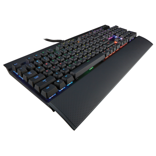 Corsair Gaming K70 RGB Mechanical Gaming Keyboard — CHERRY® MX Red