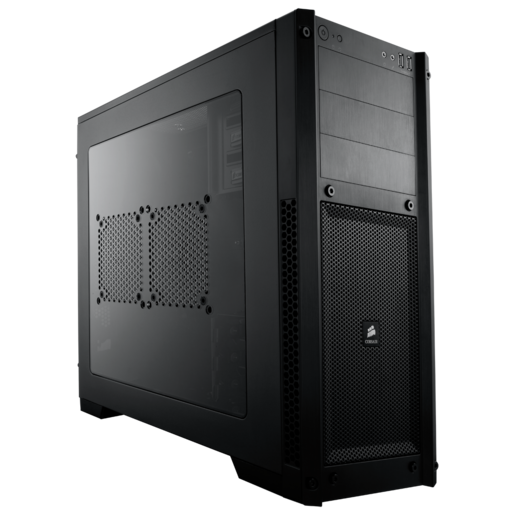 Carbide Series™ 300R Windowed Compact PC Gaming Case