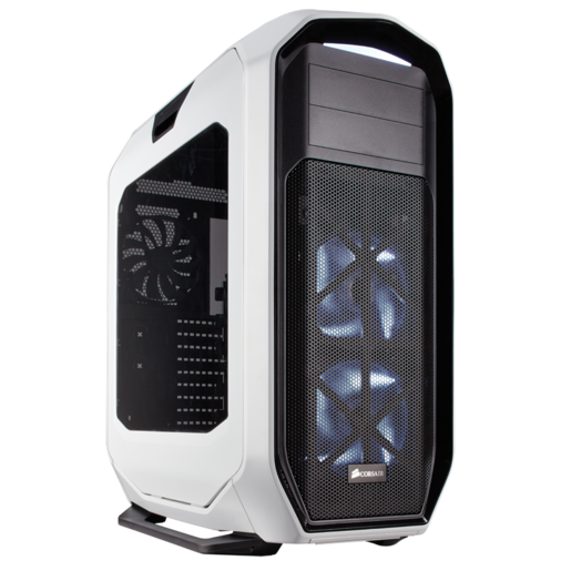 Chasis Graphite Series™ 780T White Full-Tower PC