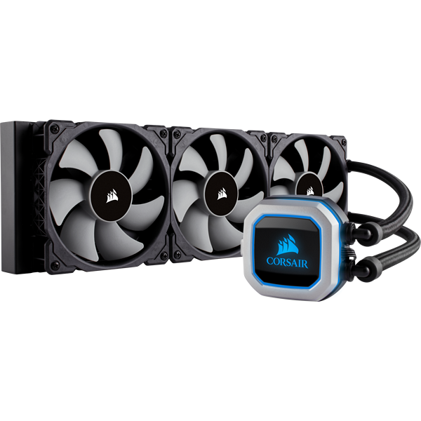 Hydro Series™ H150i PRO RGB 360mm Liquid CPU Cooler (WW) (Refurbished)