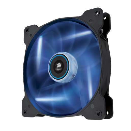 Air Series™ SP140 LED Blue High Static Pressure 140mm Fan