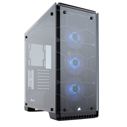 Case Mid-Tower ATX Crystal Series™ 570X RGB