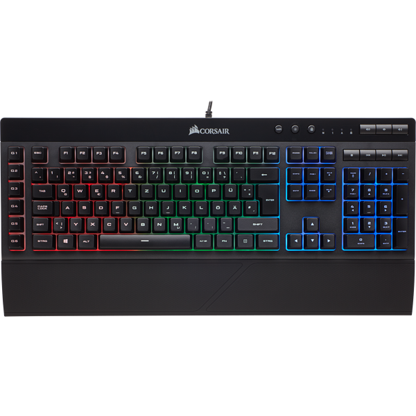 K55 RGB Gaming Keyboard (DE)