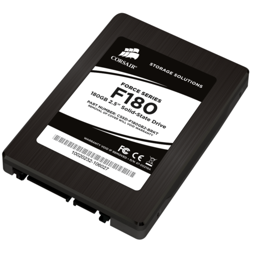 Force Series™ F180 Solid-State Hard Drive