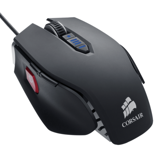 VENGEANCE® M65 FPS Laser Gaming Mouse — Gunmetal Black (WW) (Refurbished)