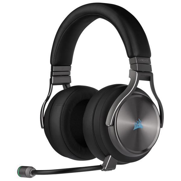 Corsair VIRTUOSO RGB Wireless SE Headset, Gunmetal, Refurbish