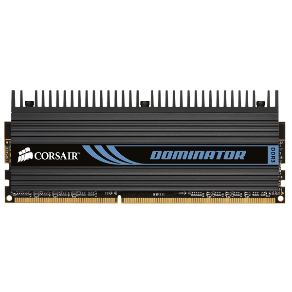 DOMINATOR® with DHX Pro Connector — 1.5V 16GB Dual/Quad Channel DDR3 Memory Kit
