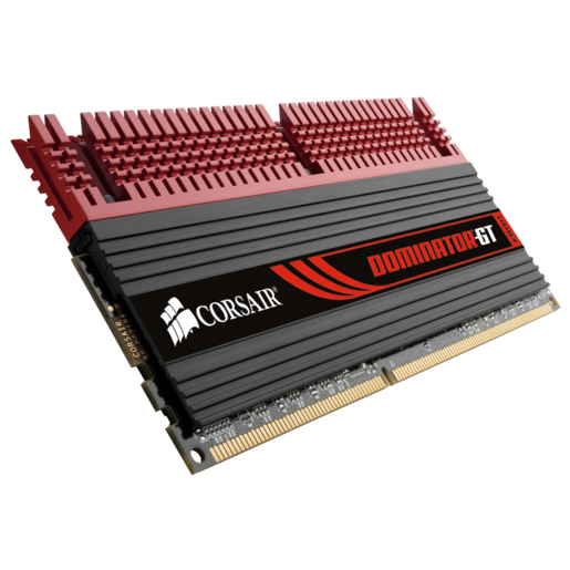 DOMINATOR® GT with DHX Pro Connector — 1.65V 8GB Quad Channel DDR3 Memory Kit