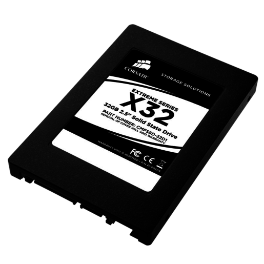 Extreme Series™ X32 Solid-State Hard Drive