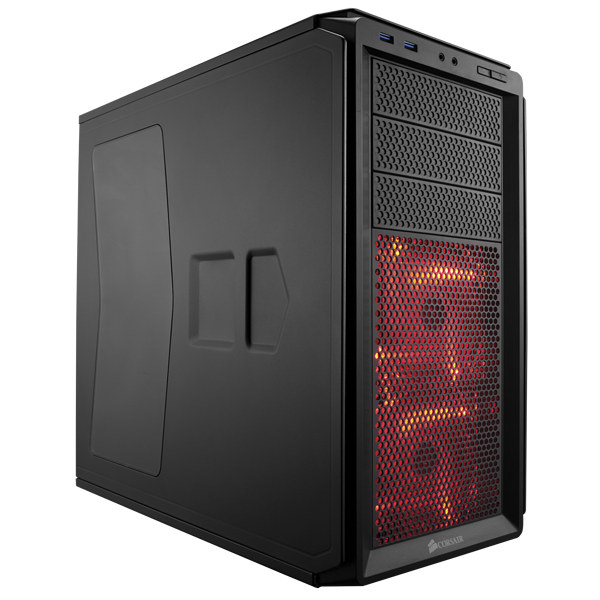 Graphite Series™ 230T Windowed Compact Mid-Tower Case