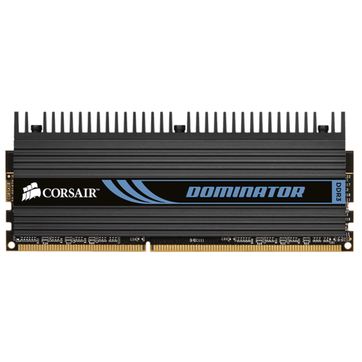 Dominator® with DHX Pro Connector — 8GB Dual Channel DDR3 Memory Kit