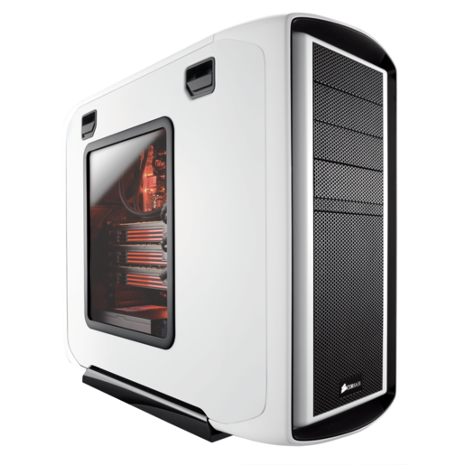 Special Edition White Graphite Series™ 600T Mid-Tower Case