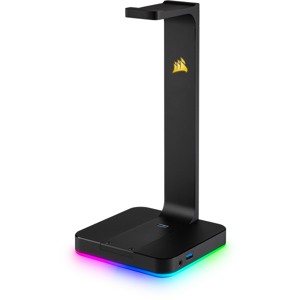 ST100 RGB Premium Headset Stand with 7.1 Surround Sound (AP)