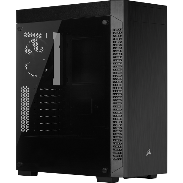 110R Tempered Glass Mid-Tower ATX Case