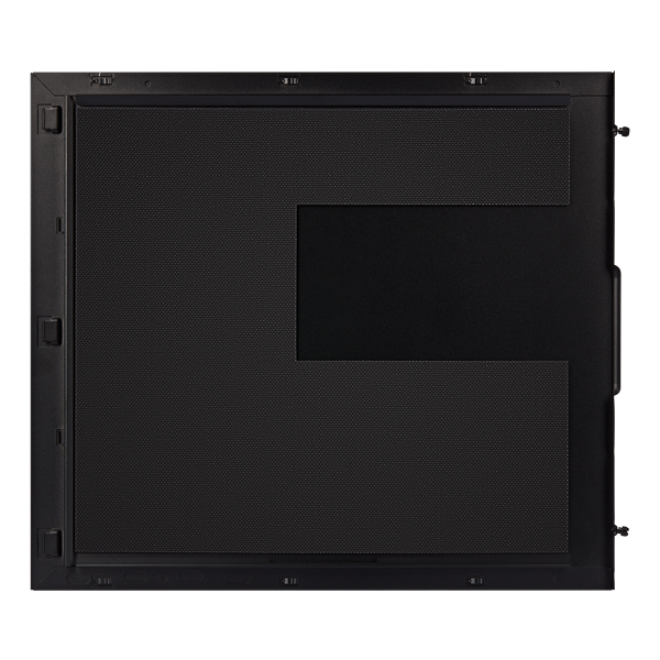 Carbide 678C Solid Side Panel, Black