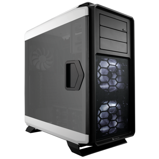 Graphite Series™ 760T Arctic White Full-Tower Windowed Case (Refurbished)