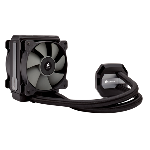 Hydro Series™ H80i GT High Performance Liquid CPU Cooler