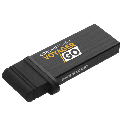 Flash Voyager GO — 128GB PC/Mobile Flash Storage Drive