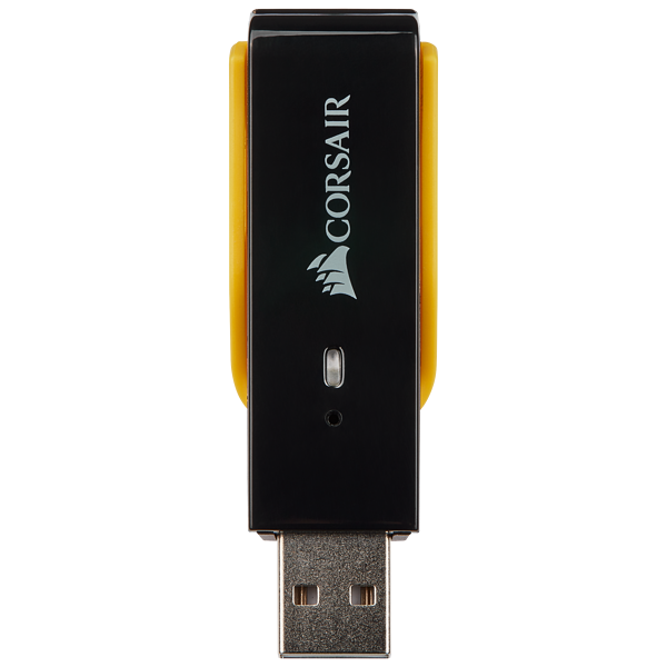 VOID PRO Wireless USB Dongle, Yellow