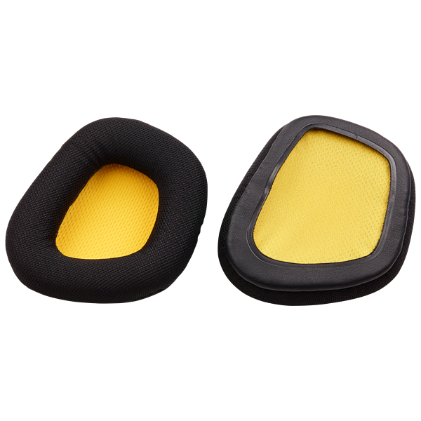 VOID PRO Ear Pads - Set of 2 , Yellow