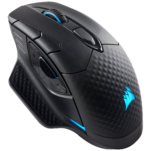DARK CORE RGB SE Performance Wired / Wireless Gaming Mouse with Qi® Wireless Charging (Refurbished)